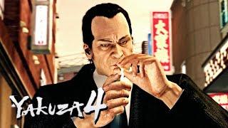 Yakuza 4 - Chapter #10 - The Mastermind (Tanimura)