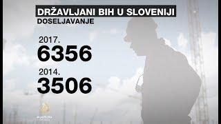 Slovenija izdala više od 10.000 radnih dozvola građanima BiH u 2018.