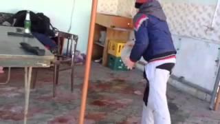 """Сериал солнышко (породия на сталкер) 3 серия """"Бар"""""""