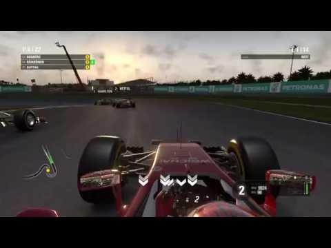 F1 2016 Malaysian GP 25% Ferrari