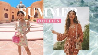 SUMMER OUTFIT IDEAS (for every occasion) ?