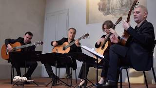 TAKE 4 Guitar Quartet, W.A.  Mozart, Ouverture de l'Enlèvement au Sérail