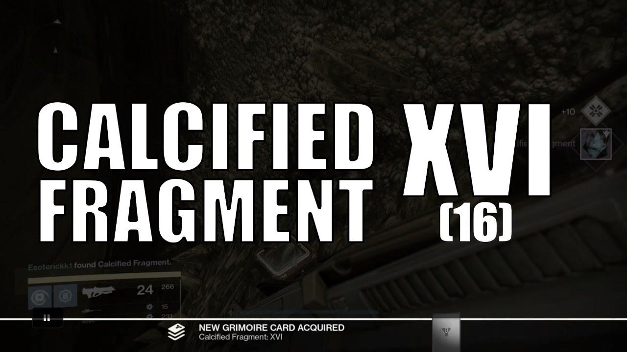 Destiny - Calcified Fragment: XLIV (44) - Golgoroth ...