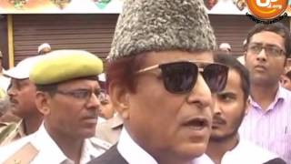 azam khan promised to distribute 20 lacs once he becomes PM