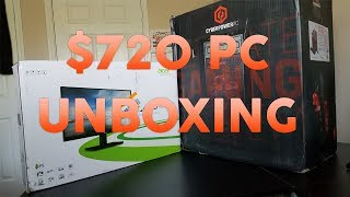 CyberpowerPC Extreme VR Gaming PC Unboxing