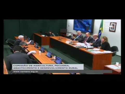 AGRICULTURA, PECUÁRIA, ABASTECIMENTO DESENV. RURAL - Reunião Deliberativa - 09/11/2016 - 10:48