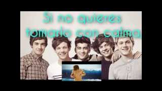 One Direction - Kiss You (Traducida en Español)