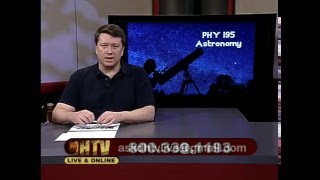 PHY195 Astronomy #14 Spring 2016