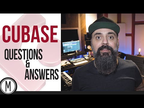 CUBASE Q&A  | How to EASILY COPY PASTE AUTOMATION