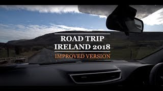 IRELAND (Improved Version) - Family Road Trip Mars 2018