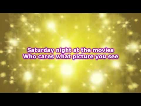 The Overtones » Saturday Night At The Movies Lyrics