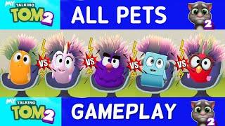 My Talking Tom 2 - All Pets - GAMEPLAY 4U screenshot 3