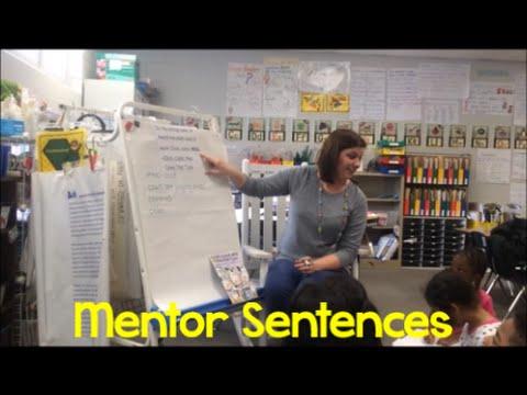 Mentor Sentences are for EVERYONE!