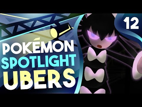 """POKEMON SPOTLIGHT: GOTHITELLE"" #12 Pokemon Ultra Sun & Moon! Ubers Showdown Live w/PokeaimMD"