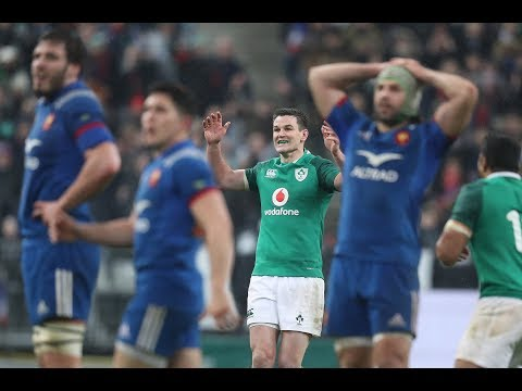 Full-time highlights: France 13-15 Ireland | NatWest 6 Nations