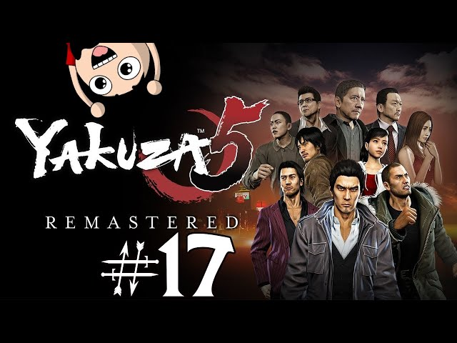 Yakuza 5   Part 17   Pro Hunter Gets His Due   Two Crazy Gamers