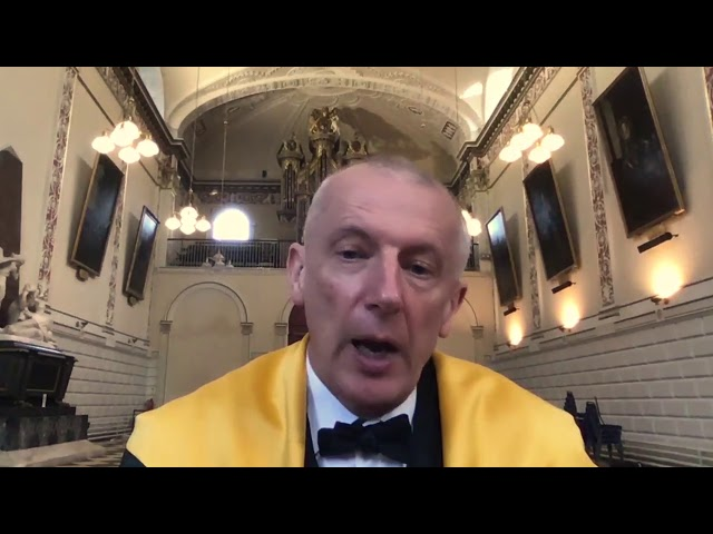 Winter Commencement Video 7 for Ceremony Blue List reference 202040