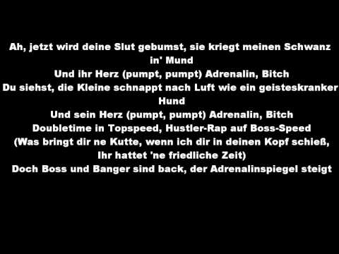 Kollegah & Farid Bang - Adrenalin (Lyrics+HQ)