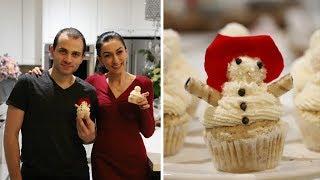 Ռաֆաելո Քափքեյք - Թխվածք Մաֆին Կեքս - Rafaello Cupcake - Heghineh Cooking Show in Armenian