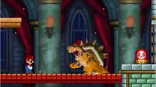 New Super Mario Bros - Main Castle Remix