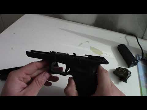 Glock 19 Gen 4 Disassembly and Reassembly