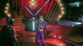 BATMAN ARKHAM KNIGHT #25 - Storia [difficile] - La ballata del joker