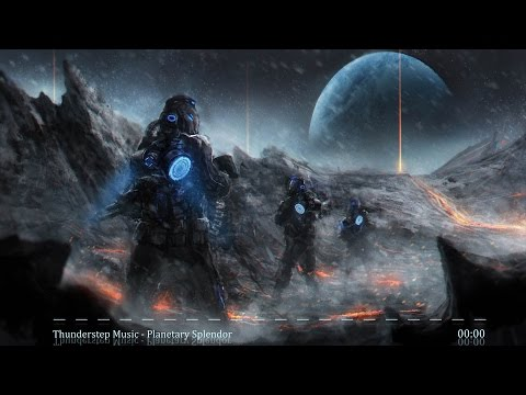 Thunderstep Music - Planetary Splendor (Epic Intense Orchestral Sci-Fi Dramatic)