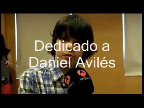 Feliz cumpleaños Daniel Avilés