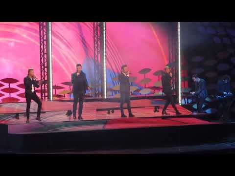 Westlife hello my love national tv awards 22.01.19 by my dad Mp3