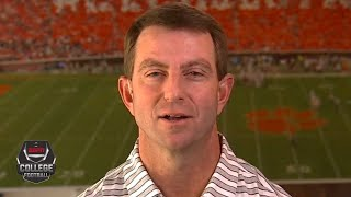 Dabo Swinney: Clemson will face an 'incredibly balanced' LSU in the title game | Championship Drive