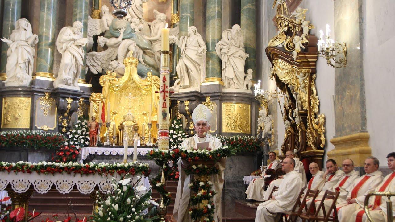 Wielkanoc – Msza Św. Suma Pontyfikalna – Jasna Góra 2017
