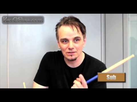 Gavin Harrison - Rudimental Warm Up | Drum Lesson