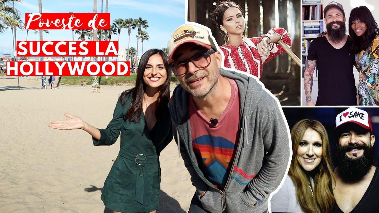 L-am vizitat pe Edward Aninaru în LA   Interviu cu fotograful vedetelor(Inna, Antonia/Celine Dion)