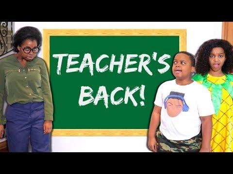 BACK TO SCHOOL AGAIN! - Shiloh and Shasha - Onyx Kids