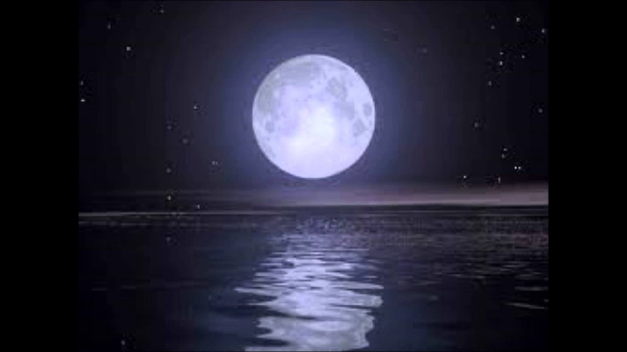 La Luna Sul Mare Alvaro Serangeli Youtube