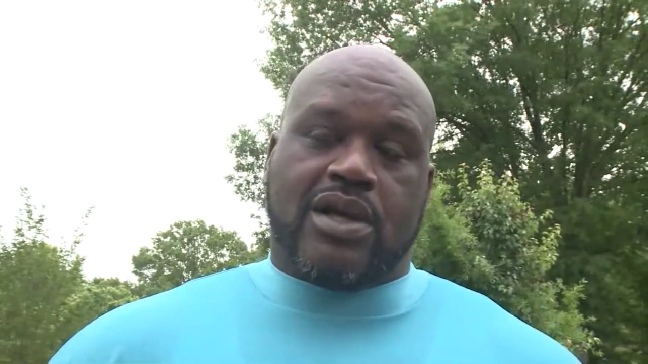 Shaquille O'Neal says he'll run for sheriff in 2020