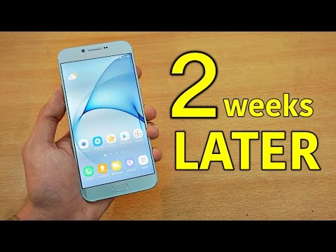 Samsung Galaxy A8 (2016) - 2 Weeks Later Review! Worth Buying? (4K)