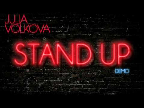 Клип Julia Volkova - Stand Up