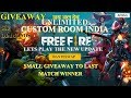 [HINDI] FreeFire Battleground    UNLIMITED CUSTOM ROOMS #132.1