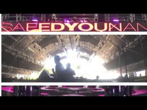 ULTRA MUSIC FEST.  From Carl Cox & Friends Arena. Saeed Younan Set