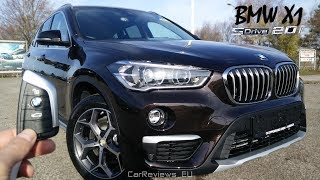 2019 BMW X1 sDrive 20i