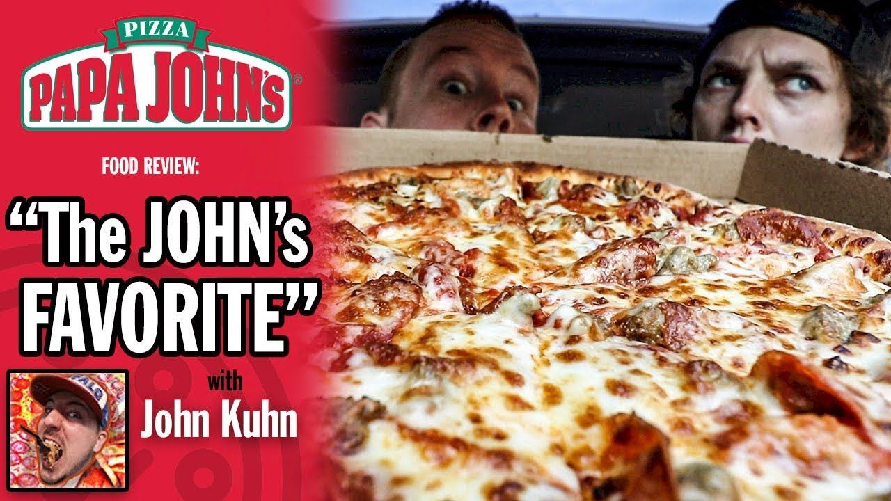 How To Cook Papa Johns Pizza