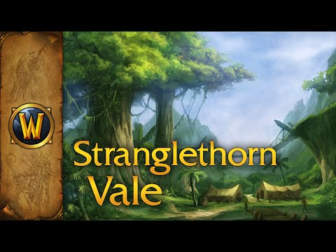 World of Warcraft - Music & Ambience - Stranglethorn Vale and Zul'Gurub