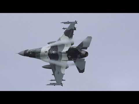 F-16 Aggressor at Williamtown Air Base