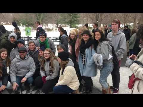 Colfax Chamber Choir - New York Tour - 2017
