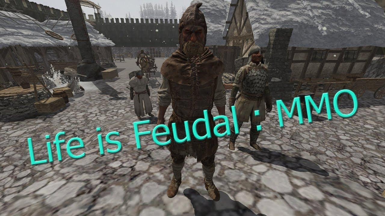 Life is feudal mmo разведение лошадей игра life is feudal forest village