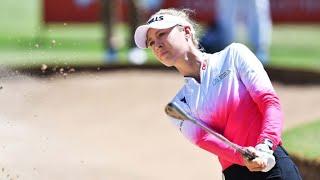 Nelly Korda Highlights Round 2 2019 ISPS Handa Women's Australian Open