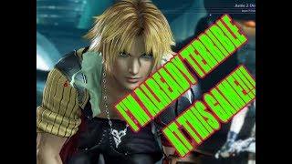 MANY MANY L'S.. Dissidia Final Fantasy NT: Closed Beta Gameplay!!