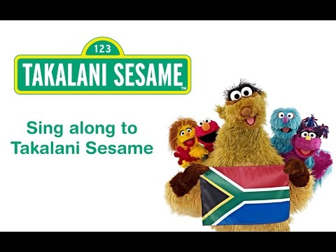 Takalani Sesame: The World of Takalani Sesame