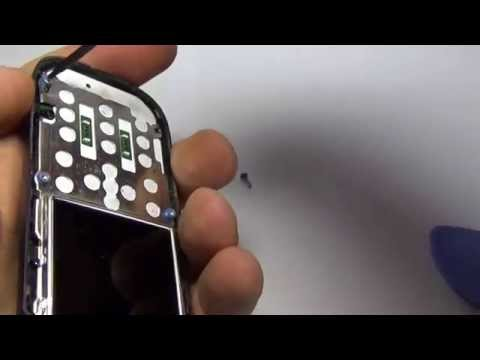 Nokia 2700 Disassembly Energizerx2